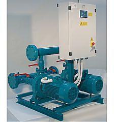Насосные бустерные установки, в т.ч. с частотным регулирование (инвертором)